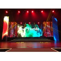 Quality P3.9 Knlight Black SMD2121 500mmx1000mm Indoor Rental LED Video Wall Display for sale