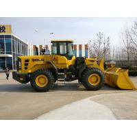 CHINA 5T WHEEL LOADER SDLG L956F with Weichai engine and 3.0cbm bucket for sale Manufactures
