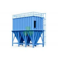 Woodworking Baghouse Dust Collector Equipment For Foundry Strong Structure Manufactures
