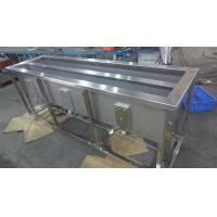 Large Ultrasonic Blind Cleaning Machine , Ultrasound Washing Machine For The Blind Manufactures