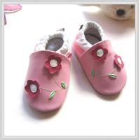 Goat Skin Baby Shoes Manufactures