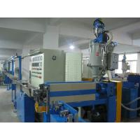 China PVC PE Insulation Wire Extrusion Machine With Germany - Siemens Motor on sale
