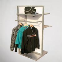 Three Panels  For Retailers / Exhibitions / Shopping Metal Display Stands Manufactures