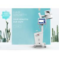 China CE Approved Hair Loss Therapy With Skin Hair  Analyzer  Hair Regrowth Machine on sale