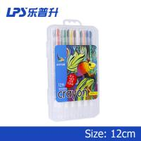 Children Twist Up Oil Crayons Non Toxic Painting Gel Wax Crayon Set Manufactures