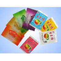 China Disposable Flexible Food Grade Plastic Bags For Snack Food Package , Custom Printed on sale