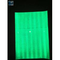 Barricade Reflective Adhesive Sheet High Intensity 1.22M X 45.7M Traffic Signage Support Manufactures