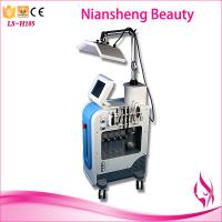 New multifunctional 7 in 1 water diamond dermabrasion oxygen injector LED PDT RF machine Manufactures
