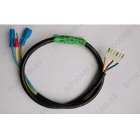 VDE 3*0.5sq Electrical Wire Harness With JST VHR Connector For Amplifier Manufactures