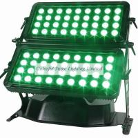 72*10W RGBW 4 in 1 Outdoor LED City Colour Manufactures
