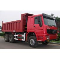 30 Ton Payload RHD 6x4 Heavy Duty Dump Truck With 371HP Rad Tipper Truck Manufactures
