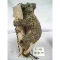 Artificial Handmade bear, Holiday decoration ,Natural material Easter & christmas decoration and home decoration Manufactures