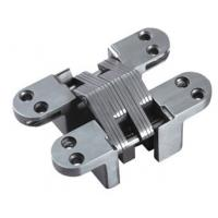 180° Casting Stainless Steel Concealed Hinges For Fireproof Door Villa Door Manufactures