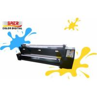 Roll To Roll Sublimation Heater With Far Infrared Ray For Fabric High Efficiency Manufactures