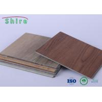 SPC 5mm Vinyl Plank Flooring Formaldehyde Free For Indoor Residential Manufactures