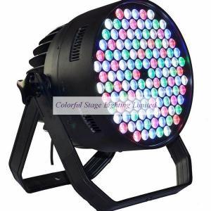 China Free shipping CE RoHs 120 x 3W RGBW LED Par 64 Light High Output LED Par Can on sale