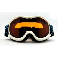 Frameless Anti Fog Junior Snowboard Goggles WIth Dual-layer Lens Manufactures