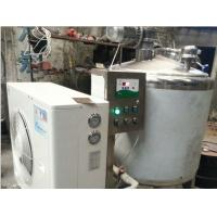 Buy cheap 500L milk cooling tank from wholesalers
