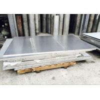 Quality Grade 321 SS Steel Plate Stainless Steel Mirror Sheet Annealing for sale