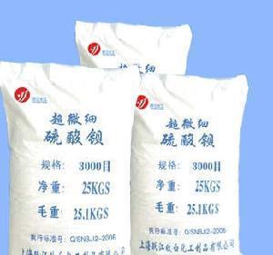 Painting Specific Barium Sulfate Manufactures