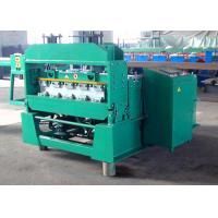 Automatic Color Steel Arch Roof Curving Machine / Roll Forming Machine Manufactures