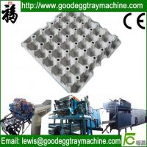 China Egg tray plant(FC-ZMW-2) on sale