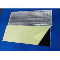 Non - Toxic Noise Reduction Material For Car Sound Proof 120 Min Permanent Adhesion Manufactures