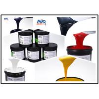 Free Yellowing UV LED Screen Ink Pvc Printing Ink 385-395nm LED UV Wave Length Manufactures