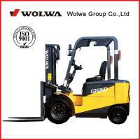 small electric forklifts GN25D China mini Electric Forklift Truck for sale Manufactures