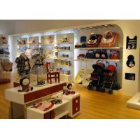 Store Display Furniture / Children'S Store Fixtures Decorate With LED Strip Light Manufactures