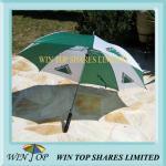 """23"""" Auto Straight Advertising Umbrella(WT5018) Manufactures"""
