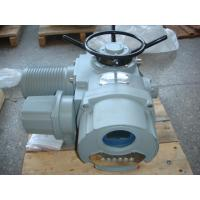 ISO & CE certificate electric actuator valve for waterworks purpose Manufactures