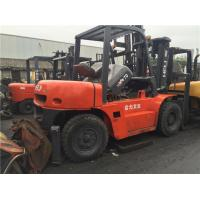 Used Forklift For Sale , 7 Ton Used Heli Forklift CPCD70 From Japan Manufactures