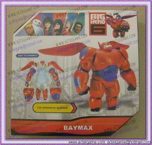 Quality big heros 6 Baymax toys for sale