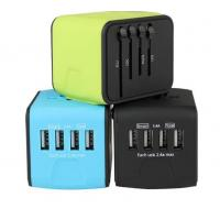 Mini Size  Universal Travel Adaptor / International Power Adapter For Business Trip Manufactures