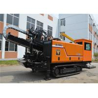 66 Ton Hdd Directional Drilling / Trenchless Boring Machine Ratation Hydraulic System Manufactures