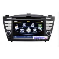 China Hyundai ix35 Tucson Car Stereo Headunit and Accessories 7 Inch Touch Screen Three Zone on sale
