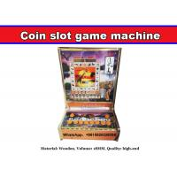 Africa popular table top slot game machine / coin operated table top gambling machine slot roulette game machine casino Manufactures