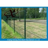 Customized Welded Wire Mesh Fence Panels Curved 200*50 ISO Listed Manufactures