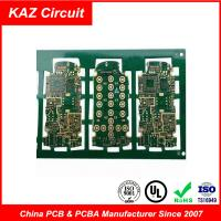 HDI Printed Circuit Boards Blind Via PCB Burried Vias Impedance Control BGA Manufactures