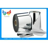 Silver Color Self Adhesive Mirror Film Sparkling Metallic Appearance Manufactures