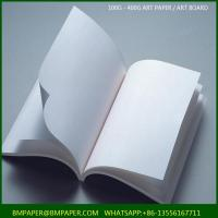 Quality Couche Paper for sale