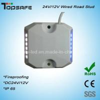 24/12vdc Intelligent LED Tunnel Wired Road Stud Manufactures