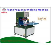 China High Frequency Rotary Welding Machine With Single Head Rotary Table on sale