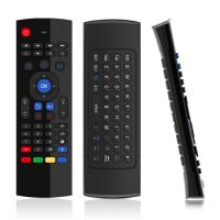 China Keyboard Wireless T3M air mouse with voice IR Learning Remote IR Copy Function for Smart TV Box on sale