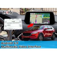 China Mazda CX-5 Car Navigation Box 16GB EMMC Android Interface System on sale