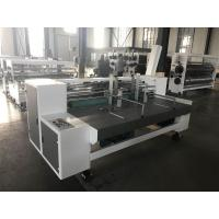 Mini Type Flexo Printer Slotter Machine Automatic Carton Box Slotting Forming Machine Manufactures