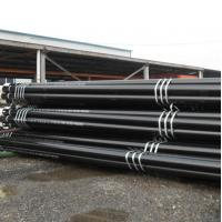 China Round Hot Rolled Alloy Steel Oil Well Pipe With API Connections For Oil Delivery on sale