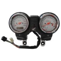 ABS or PP Motorcycle Speedometer Kit 100000KM Motorcycle Tachometer Gauge CB600 Manufactures