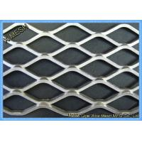 Light Colour Stainless Steel Expanded Metal Grating Fit Engineering Projects Manufactures